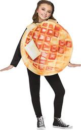 Waffle Child Costume Side