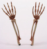 Realistic Skeleton Arm Grave Breakers back