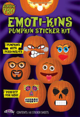 Emoti-Kins Pumpkin Kit back