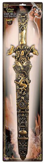 Medieval Bronze Sword