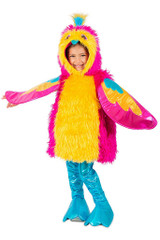 Hatchimal Penguala Girl Costume back