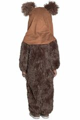 Star Wars Wicket Toddler Costume back