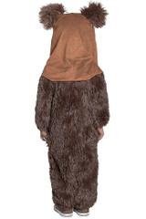 Star Wars Wicket Toddler Costume back