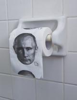 Vladimir Putin Toilet Paper back