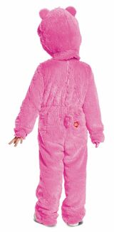 Cheer Bear Toddler Girl Costume back