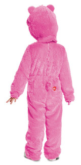 Cheer Bear Toddler Girl Costume back