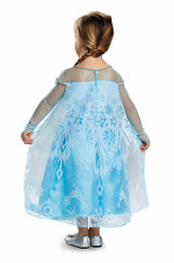 Frozen Elsa Toddler Costume back