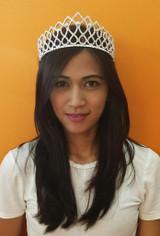 tiara jewelled pattern