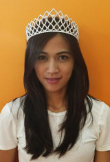 tiara jewelled pattern