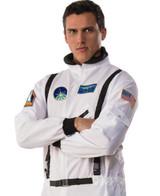 Astronaut in White Costume