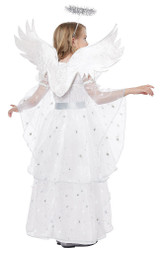 Starlight Angel Girl Costume back