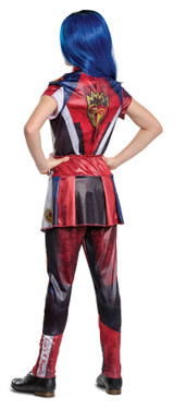 Descendants 3 Evie Classic Costume back