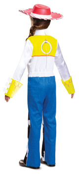 Jessie Deluxe Child Costume back