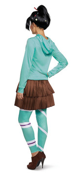 Vanellope Adult Costume back