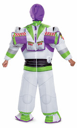 Buzz Lightyear Inflatable Child Costume back