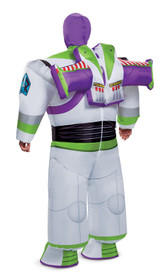 Buzz Lightyear Inflatable Adult Costume back