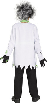 mad scienting costume for boys