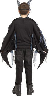 Game of Thrones Ice Dragon Boy Costume back