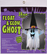 Ghost Gloat and Float with Light up Hanging Decor