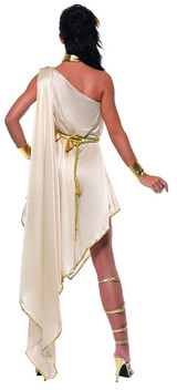 Fever Goddess Woman Costume back