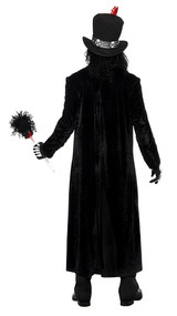 Deluxe Voodoo Man Costume back