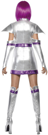 Fever Space Cadet Woman Costume back