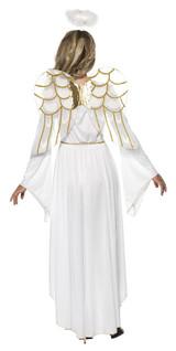 Angel Woman Costume back