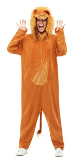 Lion Hooded Costume
