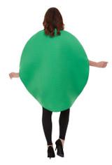 Watermelon Woman Costume back