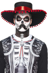 day of the dead senor makeup kit