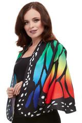 butterfly monarch fabric wings
