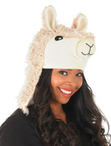 Spitting Llama Sprazy Toy Hat