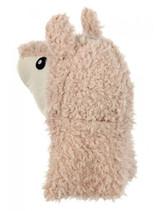 spitting llama toy hat