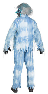 Game of Thrones Arctic Zombie Boy Costume back