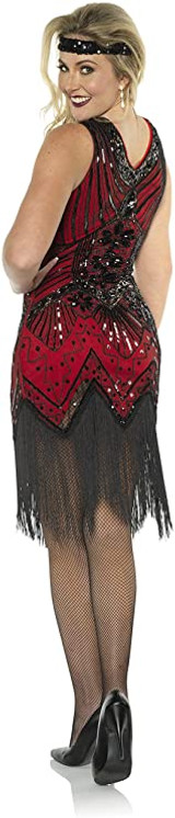 Scarlett Beaded Dress Costume