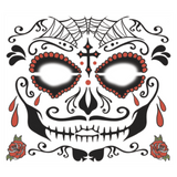 Costume Face Kit Day of the Dead