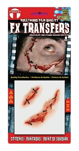3D F/X Transfers Stitches - Small
