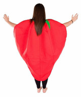 Strawberry Adult Foam Costume back
