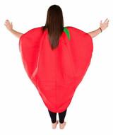 Strawberry Adult Foam Costume back