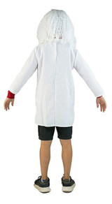 Doctor Kid Costume back