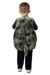 Feed Me Dino Boy Costume back