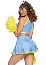 Cheer Squad Cutie Woman Costume back