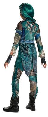 Descendants Uma Deluxe Girl Costume back