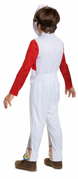 Forky Toy Story Child Costume back