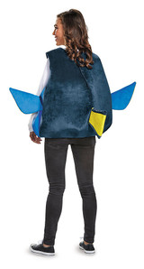 Finding Dory Adult Costume back
