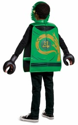 Lloyd Legacy Ninjago Child Costume