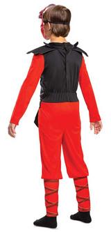ninjago kai legacy jumpsuit costume for boys