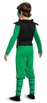 lloyd legacy ninjago jumpsuit costume for boys