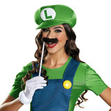 Luigi Skirt Womens Costume