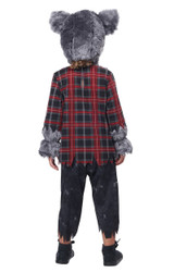 werewolf child pup costume